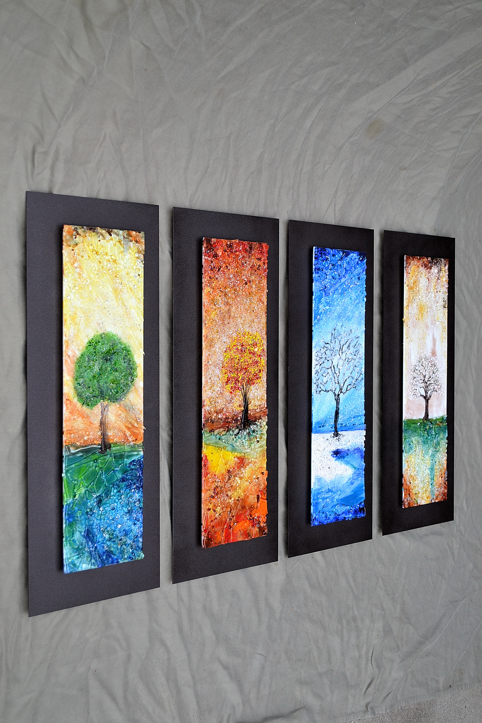 lucas krenzin  u2013 fused glass art  u00bb four seasons